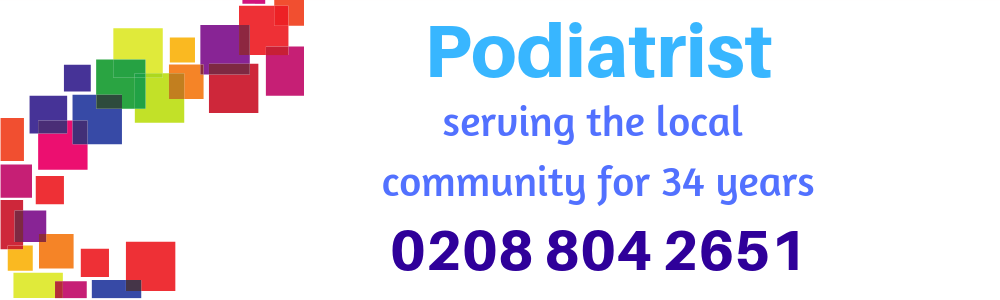 Edmonton Podiatrist in N9 - Call 0208 804 2651