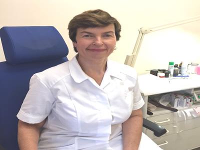 Miriam Fitzgerald - podiatrist (chiropodist) - 0208 804 2651