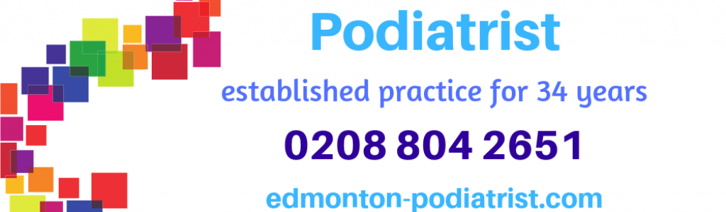 Established in Edmonton for 34 years In 1985. Miriam opened her podiatry practice at 299 Hertford Road, Edmonton, N9. The practice has now been established for 34 years. And this makes it the oldest chiropody/podiatry practice in Edmonton, North London.